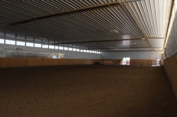 Our Riding Arena